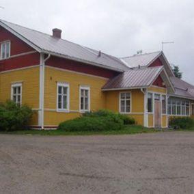 Ränssin Kievarin rakennuksia